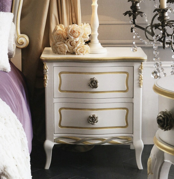 Classic luxury bedroom furniture Live 3