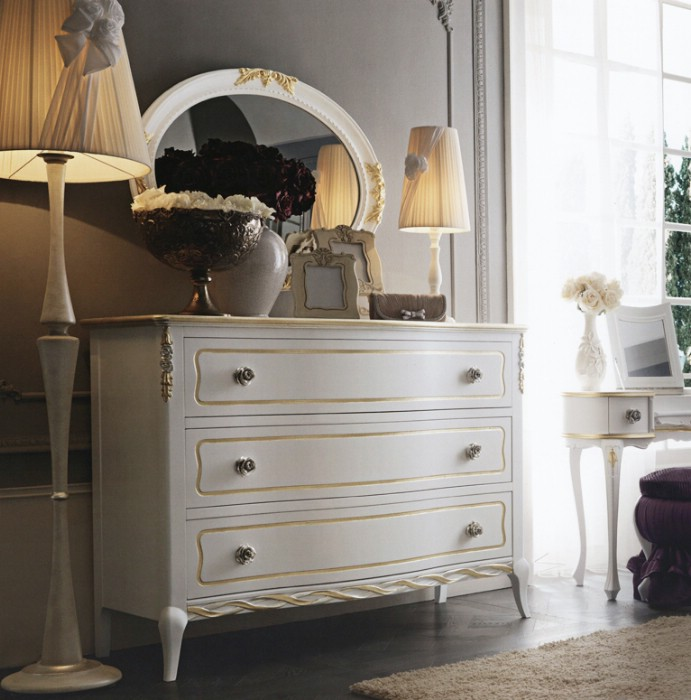 Classic luxury bedroom furniture Live 4