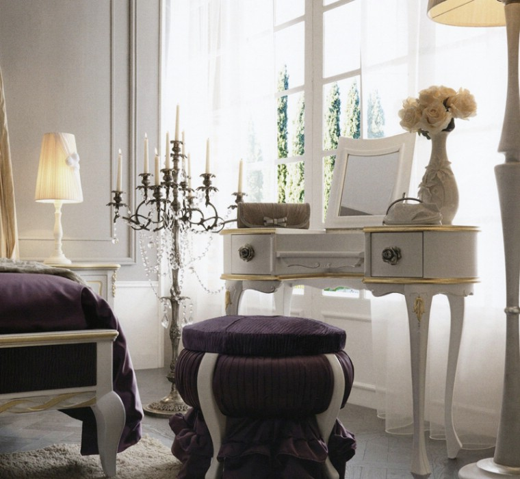 Classic luxury bedroom furniture Live 5