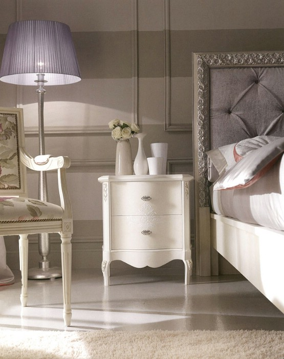 Classic luxury bedroom furniture Rudy 3