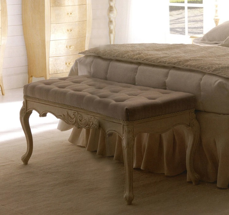 Classic luxury bedroom furniture Rudy 5