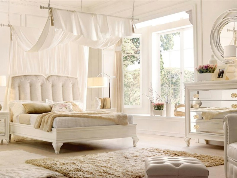 Classic bedroom furniture Agnes