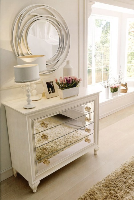 Classic luxury bedroom furniture Agnes 3
