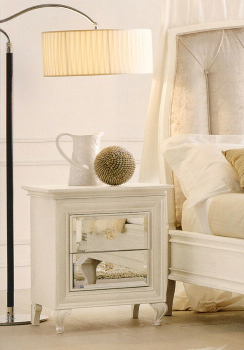 Classic luxury bedroom furniture Agnes 4