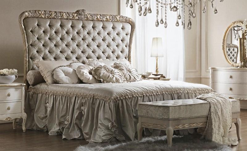 Classic luxury bedroom furniture Artemisia 2