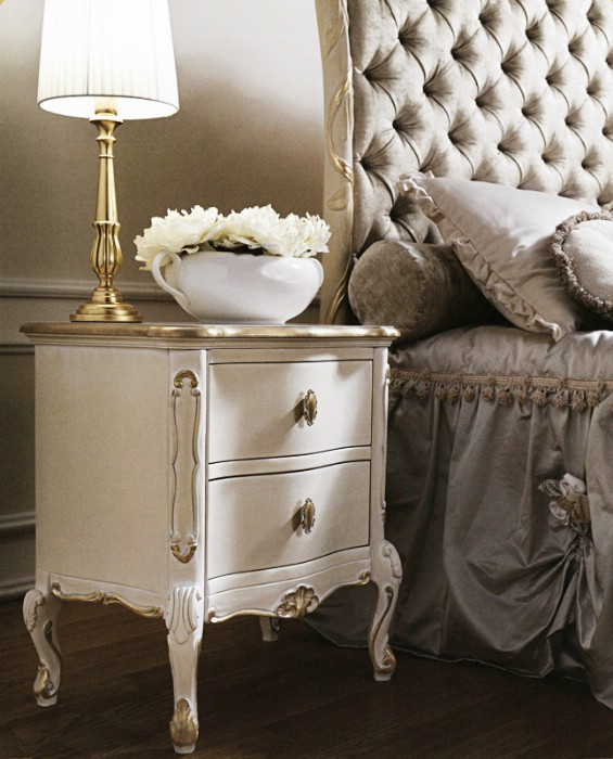 Classic luxury bedroom furniture Artemisia 3