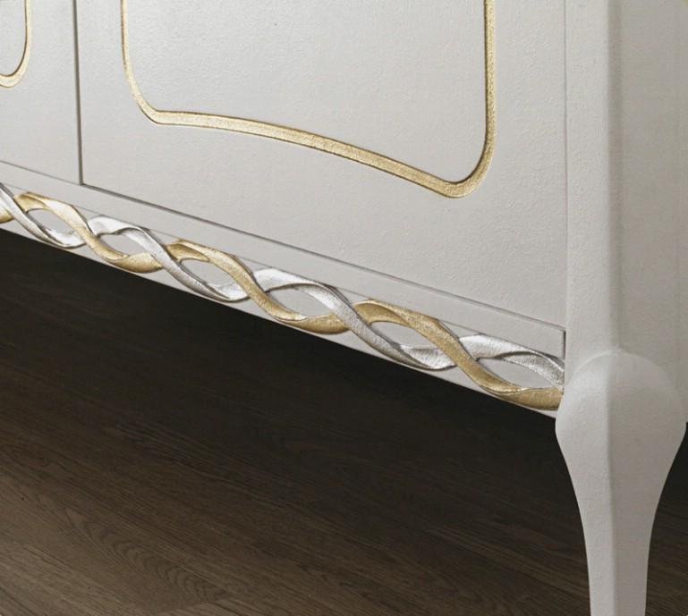 Классическая роскошная мебель для спальни Артемизия 7