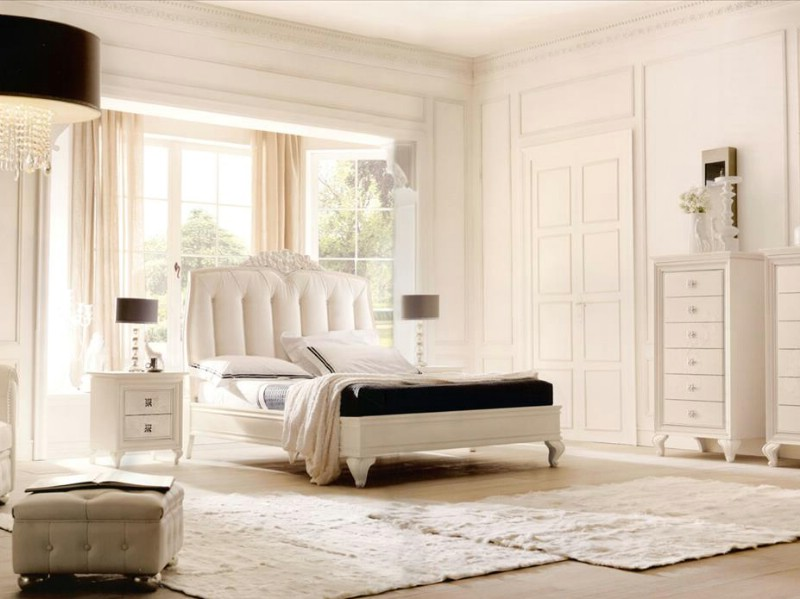Classic bedroom furniture Ines