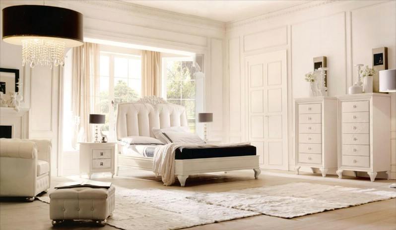Klassieke luukse slaapkamermeubels Ines 1