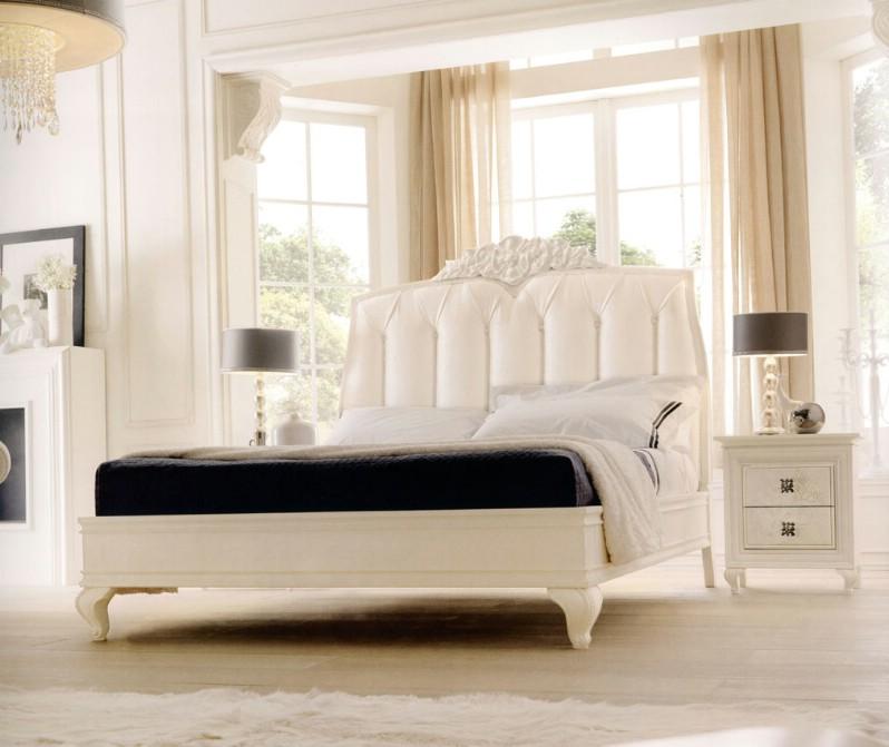 Klassieke luukse slaapkamermeubels Ines 2