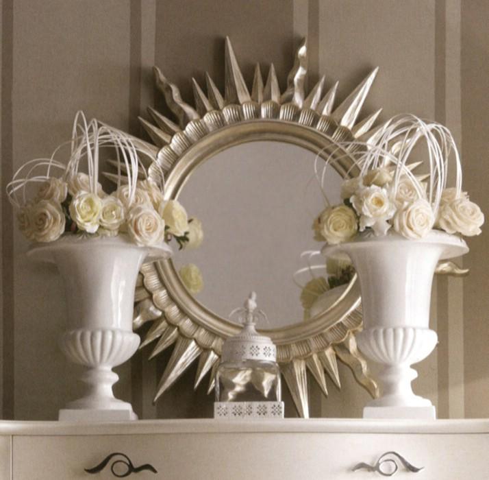 Muebles de dormitorio de lujo clásico Via Veneto 7