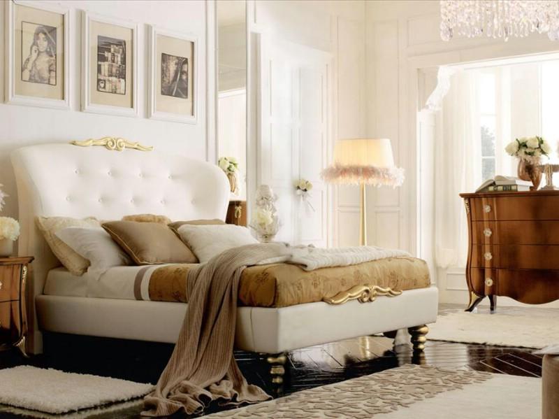Classic luxury bedroom furniture Chloe