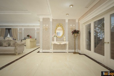 Luxury villa Interior Design in Dubai