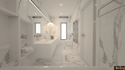 Interior decoration project