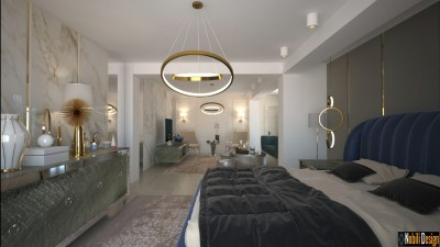 Modern luxury interior designers in Milan Italy