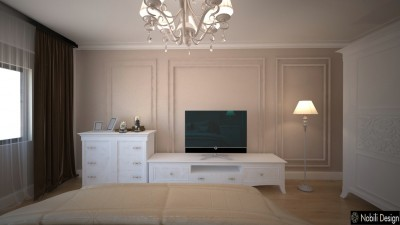 Modern classic apartment interior design (11)