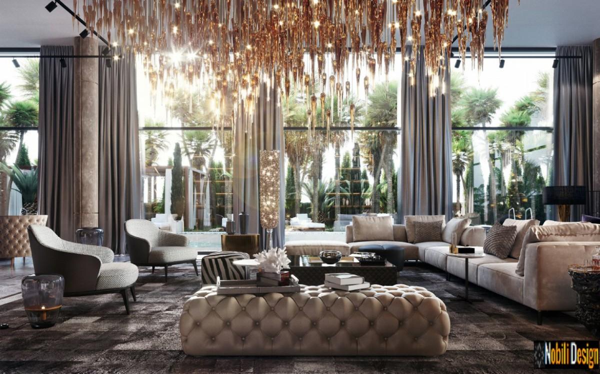 Binnenshuise ontwerpdienste - Prys kommersiële residensiële projekte Nobili Design is 'n verskaffer van binneontwerpdienste. Ons het interieurontwerpkonsepte vir groot stede regoor Europa gelewer, soos Londen, Parys, Madrid, Rome, maar ook Dubai, Sao Paulo.