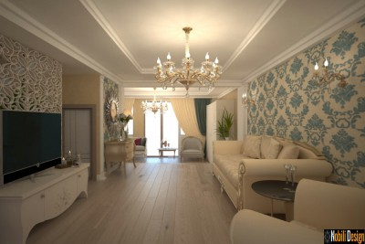 Luxurious classic interior design project that you must see