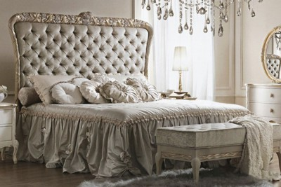 Classic luxury bedroom furniture Artemisia