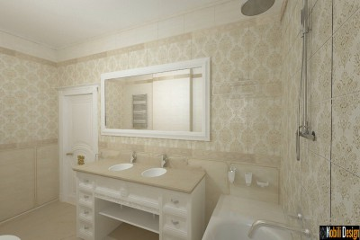 Interior design classic bathroom | interior design classic luxury bathroom.