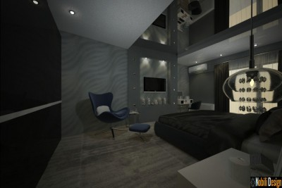 Interior desiInterior design concept for a modern apartment in Monacogn concept for a modern apartment