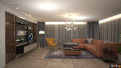 Fabulous modern house interior design concept