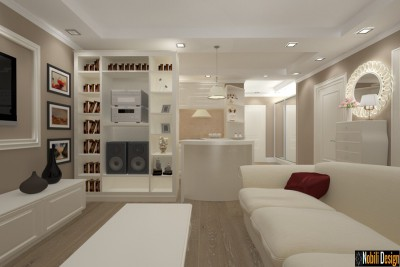 Interior concept for classic  room apartment | Best project apartment.