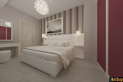 Interior design hotel concept in London