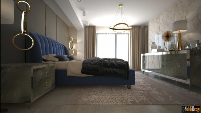 Interior design concept for modern home in London