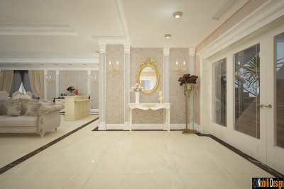 Luxury home interior design project in London