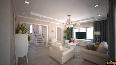 Classic house interior design concept in Manchester