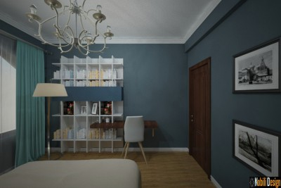 Modern home interior design concept in Liverpool