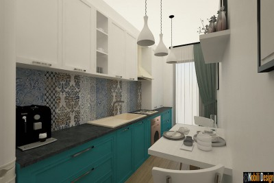 Classic style project for an apartment in Liverpool