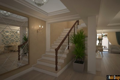 Luxurious classic interior design home project in Birmingham