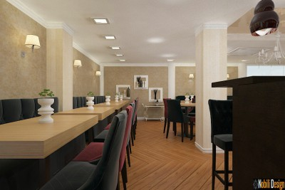 Restaurant Interior Design Services
