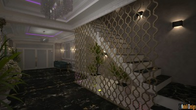 Ballroom interior design