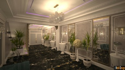 Wedding restaurant interior design Kiev Ukraina