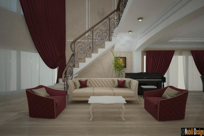 Interior design for classic home in Madrid | Interior design house Shenzhen China.