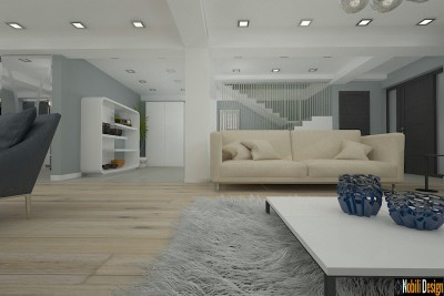 Interior design for modern houses and villas