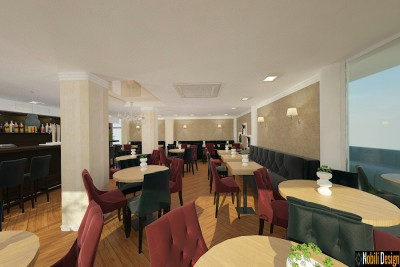 Design interior restaurant mediteranean  | Interior design in Milan price.